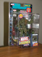 Marvel Legends: Man-Thing, comic book + Vs. System Trading Card - Series VIII