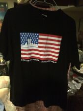 NY Steel Concert Shirt - Anthrax,Twisted Sister,Ace Frehley,Overkill,Seb Bach