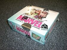 2013 Women of Marvel Series 2 - Sealed Box with P1 - Colored Sketch or Puzzle