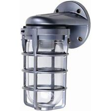 Designers Edge L1707 Outdoor Weatherproof Industrial Wall Mount Light Fixture