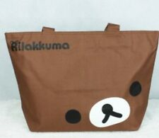 New Japanese San-X Rilakkuma Canvas Shoulder Bag