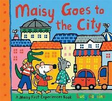 LUCY COUSINS __ MAISY GOES TO THE CITY___ BRAND NEW ___ FREEPOST UK