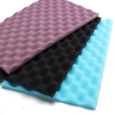 """3 Pcs Aquarium Media Fish Pond Filter Foam Sponge Pads 20mm Thickness 17"""" X 11"""""""