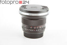 CANON Carl Zeiss 18 mm 3.5 T* Distagon ZE + Sehr Gut (6180963)