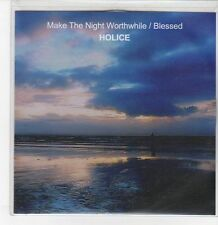 (DQ820) Make The Night Worthwhile / Blessed, Holice - 2008 DJ CD