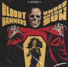 Bloody Hammers - Under Satan's Sun CD 2014 doom occult Napalm Records press