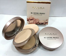 STEEL PARIS (S0802) 2 IN 1 DOUBLE POWDERY CAKE OIL CONTROL COPMACT POWDER