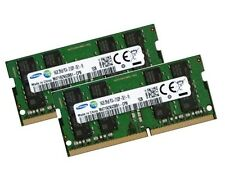 2x 16GB 32GB RAM DDR4 2133 Mhz Samsung SO DIMM für HP HP ZBook Studio G3 Mobile