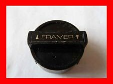 GAF WARDS SEARS FRAMER FRAME ADJUSTMENT KNOB FOR DUO SUPER 8 8MM MOVIE PROJECTOR