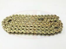 Heavy Duty 428-130 Motorcycle Drive Chain GOLD for Pioneer Nevada 125 XF125L-4B