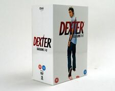 Dexter Seasons 1-5 DVD Box Set. Brand New & Factory Sealed