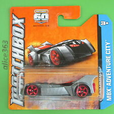Matchbox 2013 - Batmobile  - MBX Adventure City -  neu in OVP