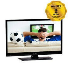 "New Walker 24"" HD Freeview/Saorview/Satellite 12Volt Caravan Truck Motorhome TV"
