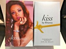Kiss By Rihanna Women Perfume Eau De Parfum Spray 3.4 oz / 100 ml NIB Sealed