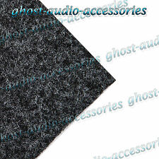 2m Grey Acoustic Carpet/Cloth for Parcel Shelf / Boot