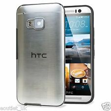 HTC CLEAR SHIELD CASE/COVER FOR HTC ONE M9 HC C1153 GENUINE OFFICIAL NEW
