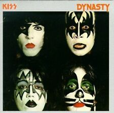 KISS DYNASTY REMASTERED CD NEW