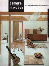 CAMERA - September 1960 n°9