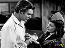 PHOTO AUTANT EN EMPORTE LE VENT - CLARK GABLE ET VIVIEN LEIGH - 11X15 CM  # 1