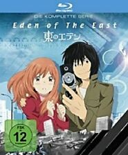 EDEN OF THE EAST - DIE KOMPLETTE SERIE 2 BLU RAY NEU