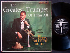 DIZZY GILLESPIE BENNY GOLSON Trumpet Of Them All LP VERVE MG V-8352 US '59 MONO