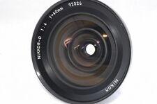 Exc Bronica Nikkor - D 40mm f/4 f 4 Nikon for S S2 S2A EC Lens *92326