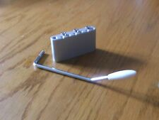 aluminum tremolo block with hardware for Fender Squire Strat