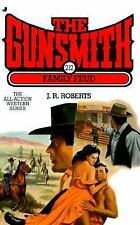 Family Feud (The Gunsmith #212) Roberts, J. R. Mass Market Paperback