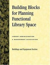 Building Blocks for Planning Functional Library Space-ExLibrary