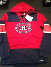 Montreal Canadiens NEW Youth X-Large Offside Hooded Sweatshirt . NHL Hockey Warm