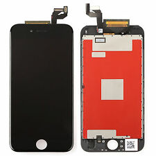 """For iPhone 6S 4.7"""" Black LCD Display Touch Screen Digitizer Full Assembly Top A+"""