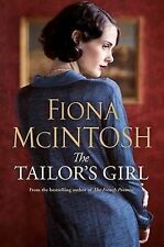 The Tailor's Girl by Fiona McIntosh (Paperback, 2013)