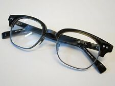 DITA STATESMAN TWO Dark Tortoise Burnt Brown Gun Glasses Eyewear Eyeglass Frame
