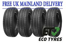 4X Tyres 195 65 R15 91H House Brand Quality Budget Tyres C B 69dB (Four Tyres)