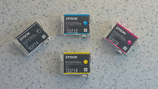 T0711-T0714 EPSON - EMPTY PRINTER CARTRIDGES