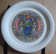 Hornsea Limited Edition Christmas Plate 1985 BOXED