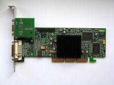MATROX / Matrox G550, G55+MDHA32DR, 32MB ,AGP 4x, VGA D-SUB, DVI