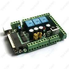 Engraving machine interface board MACH3  USB CNC 4-axis 6 axis PWM Spindle Speed