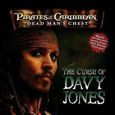 The Pirates of the Caribbean: Dead Man's Chest: Curse of Davy Jones-ExLibrary