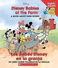 Disney Babies At The Farm / Los Bebs Disney en la granja Baby's First Disney Bo