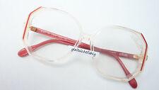 Boho versione marchi telaio SILHOUETTE chiaro Occhiali Rosso Design Top Occhiali taglia M