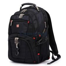 SwissGear Men Women Laptop Backpack Computer Outdoor School Travel Notebook Bag