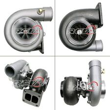 """Rev9 TX-60-62 Turbo Charger 84 A/R (3"""" v band exhaust) T4 Flange Twin Scroll"""