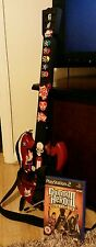 Guitar Hero III Legends of Rock PS2 Guitar Bundle