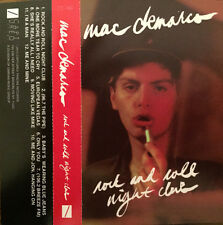 Mac DeMarco - Rock And Roll Night Club CASSETTE TAPE - SEALED NEW COPY