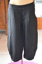 AVENTURES DES TOILES - Très joli pantalon noir - Taille 40 -   EXCELLENT ÉTAT