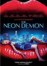 The Neon Demon (DVD, 2016) Keanu Reeves, Elle Fanning