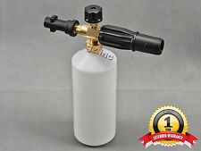 SNOW FOAM LANCE KARCHER K SERIES PRESSURE WASHER JET WASH 1L BOTTLE