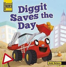 Building God's Kingdom - Diggit Saves the Day by Andy Holmes (2014, Board Book)