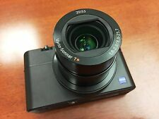 Sony Cyber-shot DSC-RX100 IV Digital Camera 20.1MP 4K VIDEO Zeiss JAPAN Version